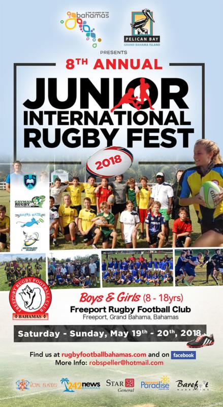 8th Annual Junior International Rugby Festival