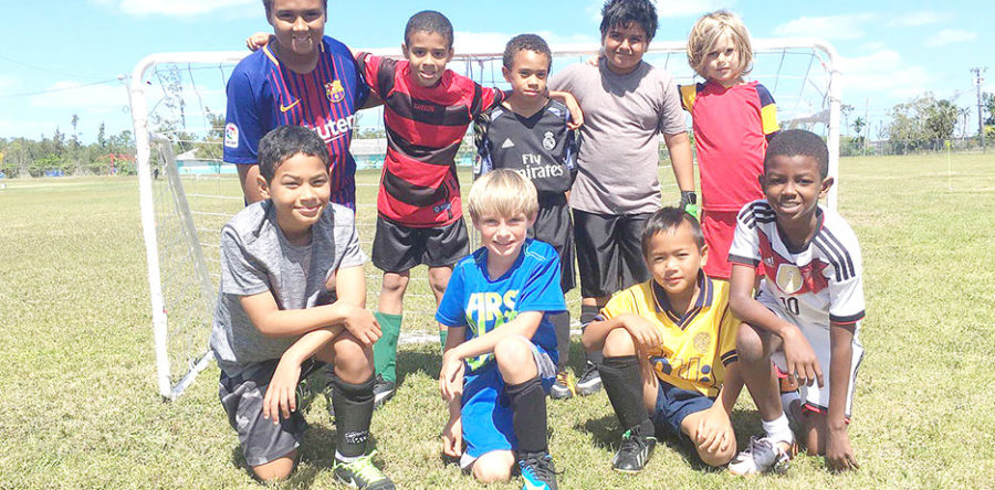 Guest coaches named for Sir Jack Hayward Soccer Camp