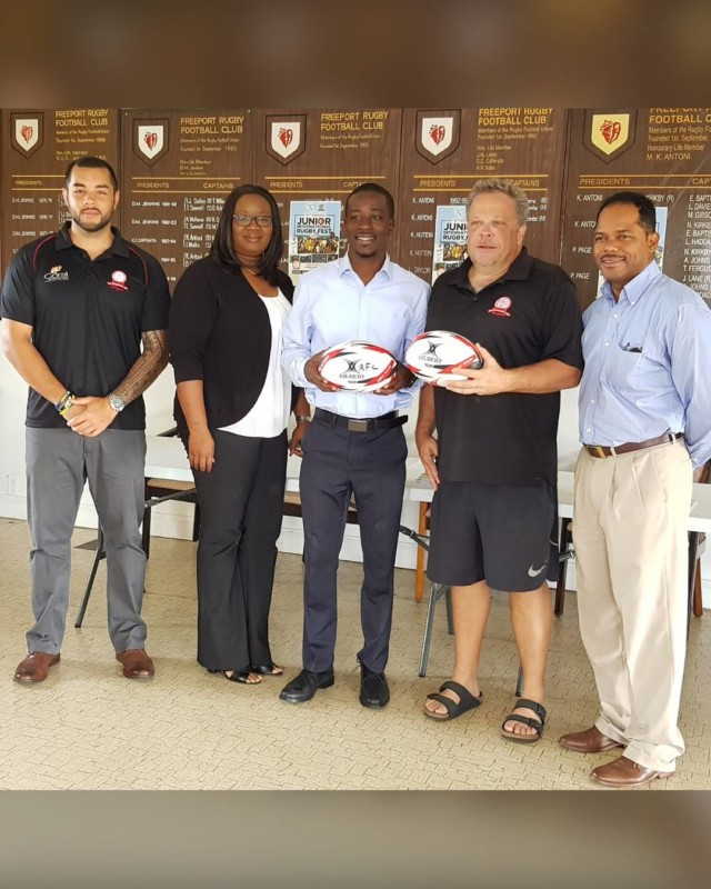 Annual Junior International Rugby Festival Begins On Saturday In Grand Bahama